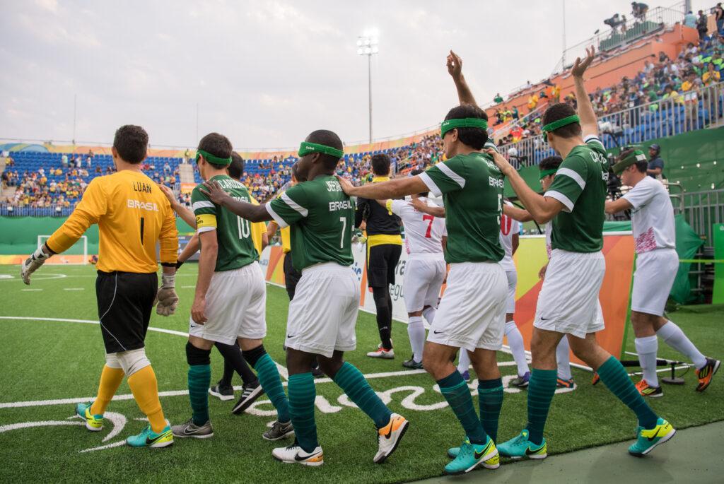 Brazil announce blind football Tokyo 2020 team
